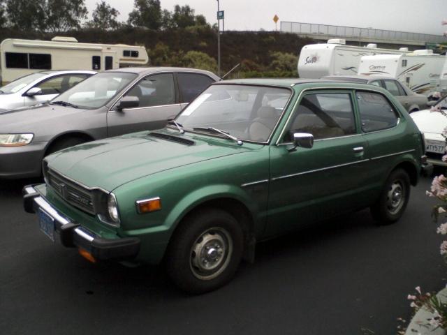 1979 Honda Civic