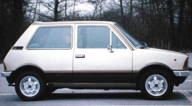 1979 Innocenti Mini