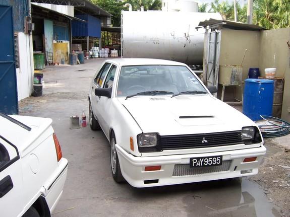 1979 Mitsubishi Colt