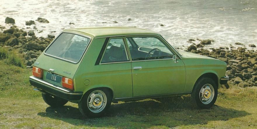 1979 Peugeot 104