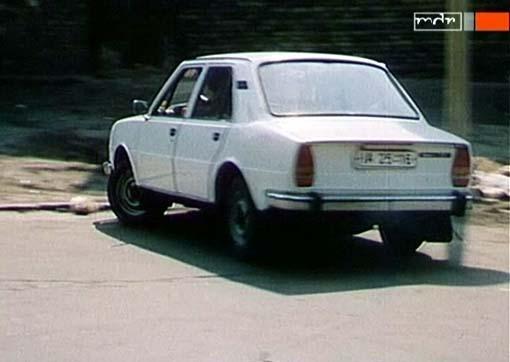 1979 Skoda 105