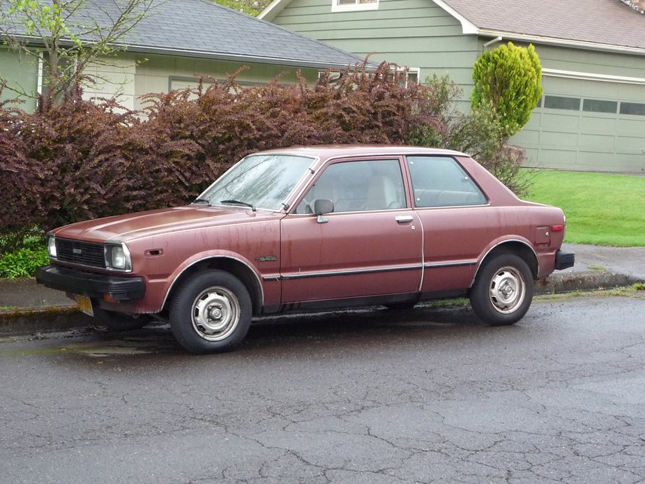 Toyota Tercel on 1988 Toyota Tercel Engine