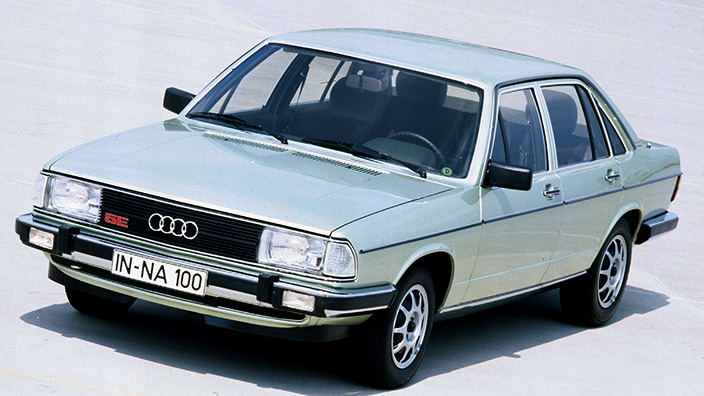 1980 Audi 100