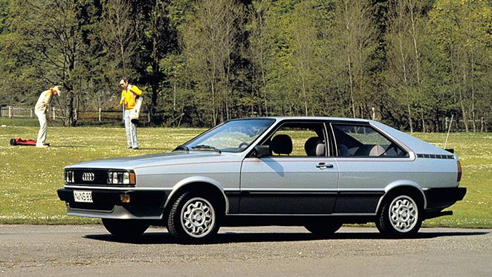 1980 Audi Coupe - Partsopen