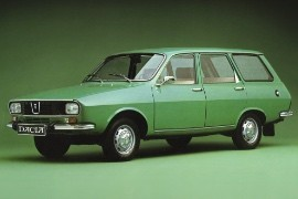 1980 Dacia 1300 Break