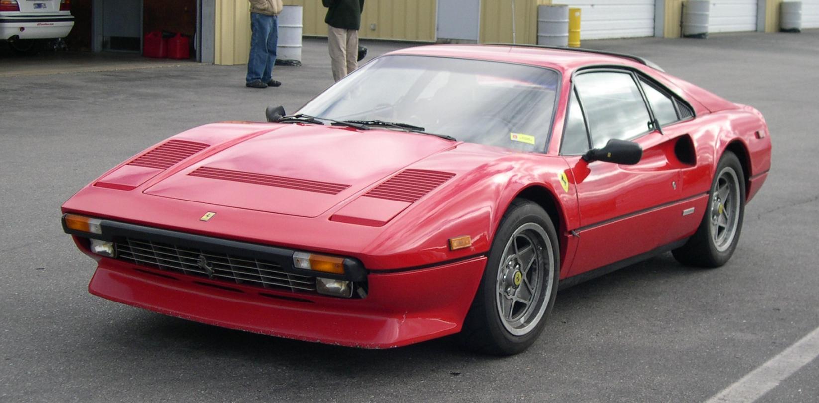1980 Ferrari 308 GTB⁄GTS