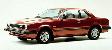 1980 Honda Prelude