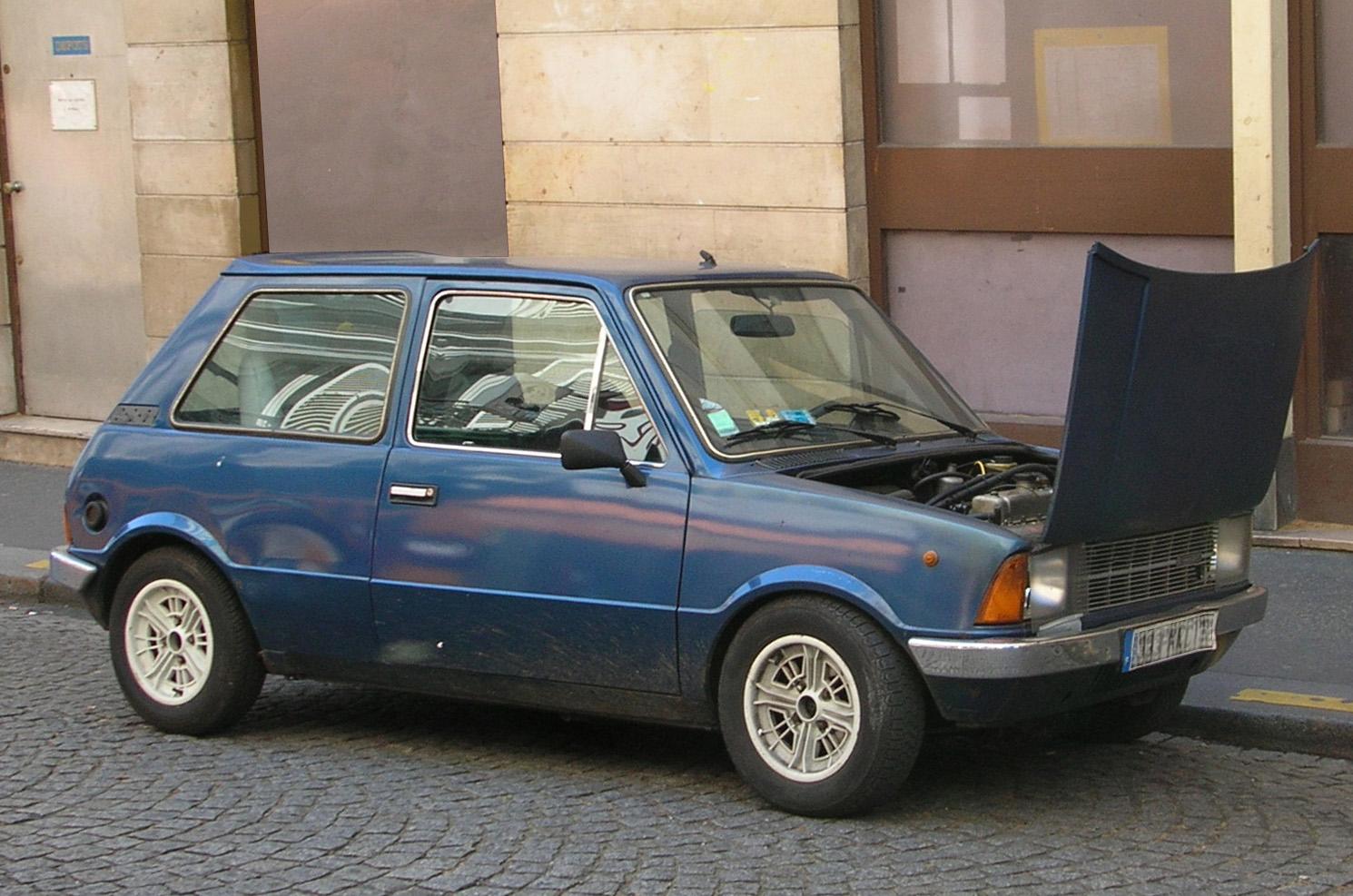 1980 Innocenti Mini