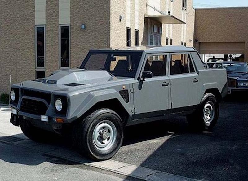 1980 Lamborghini Ceetah