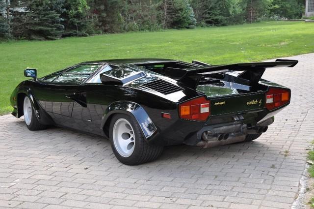 1980 Lamborghini Countach Partsopen