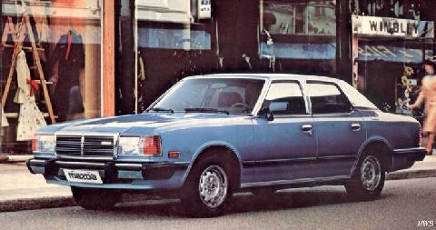 mazda 929 1980