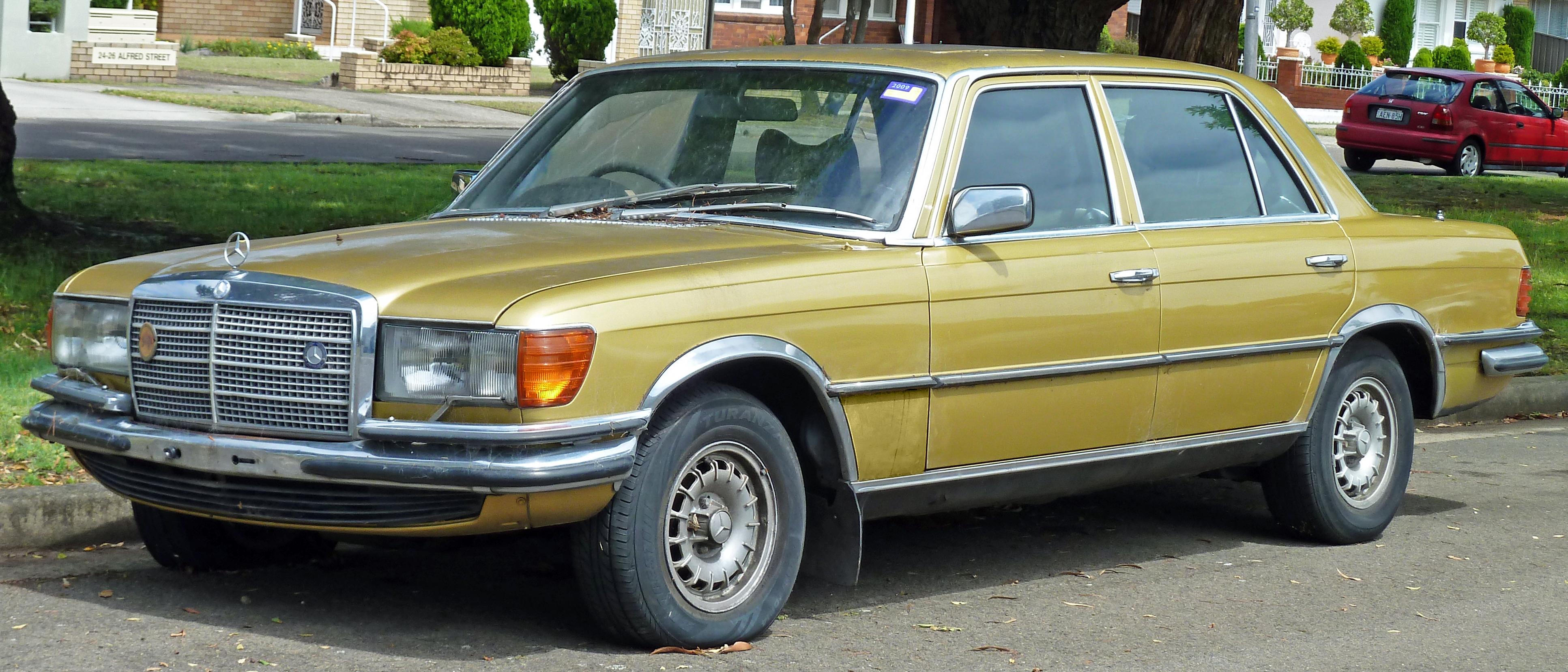 1980 mercedes w116 partsopen for Mercedes benz 1980