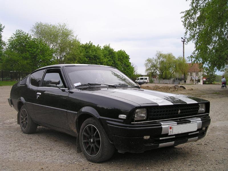 1980 Mitsubishi Celeste