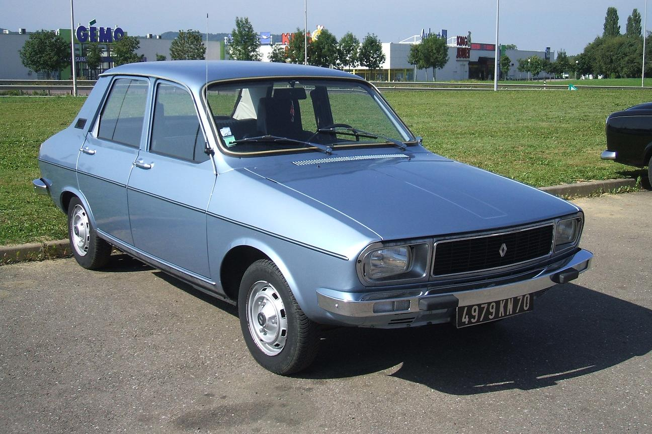 1980 Renault 12