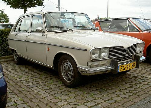 1980 Renault 16