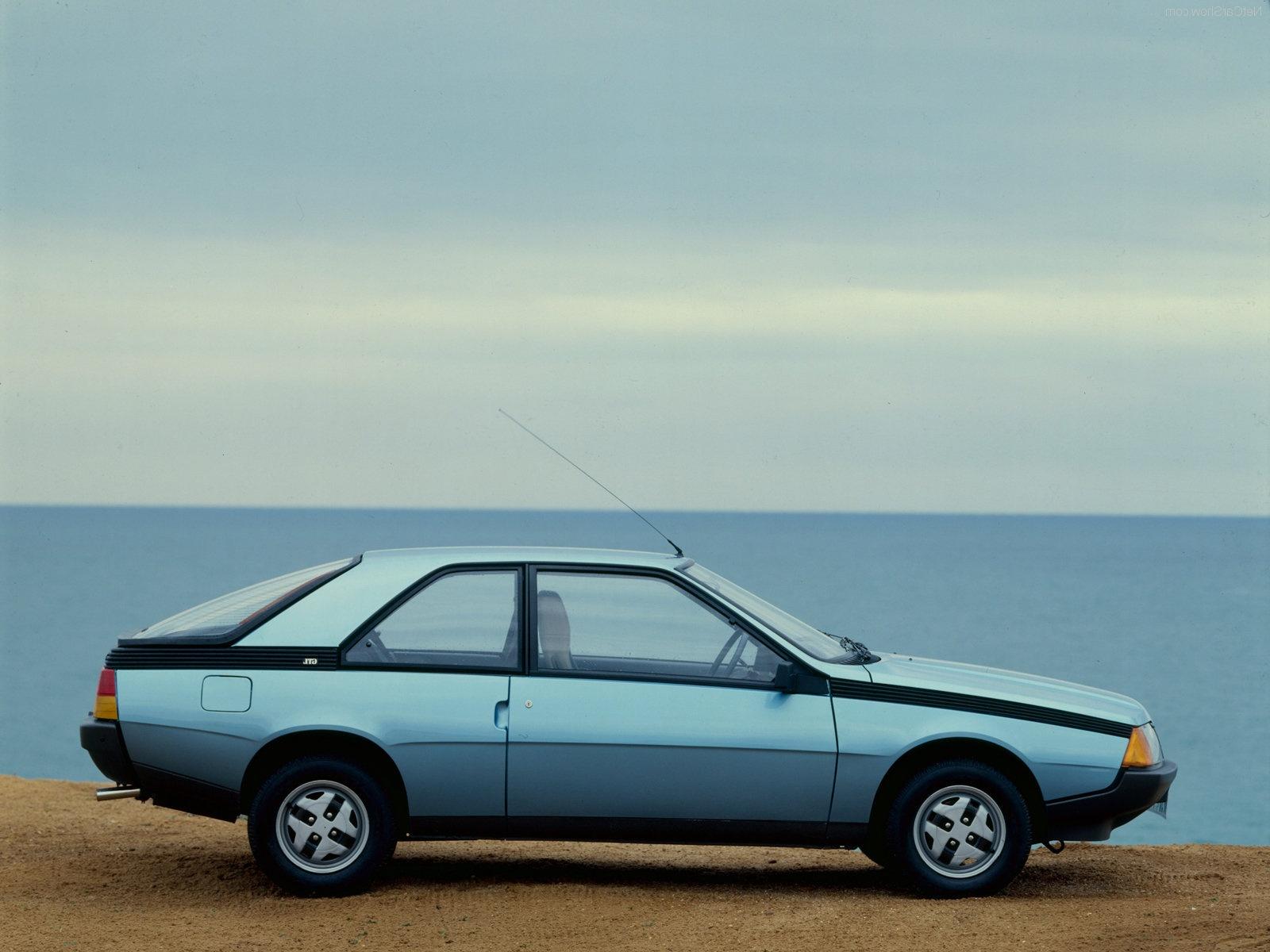 Alfa Romeo All Models List >> 1980 Renault Fuego - Partsopen