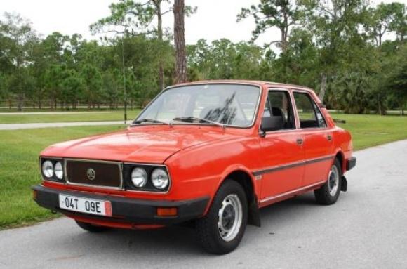 1980 Skoda 120