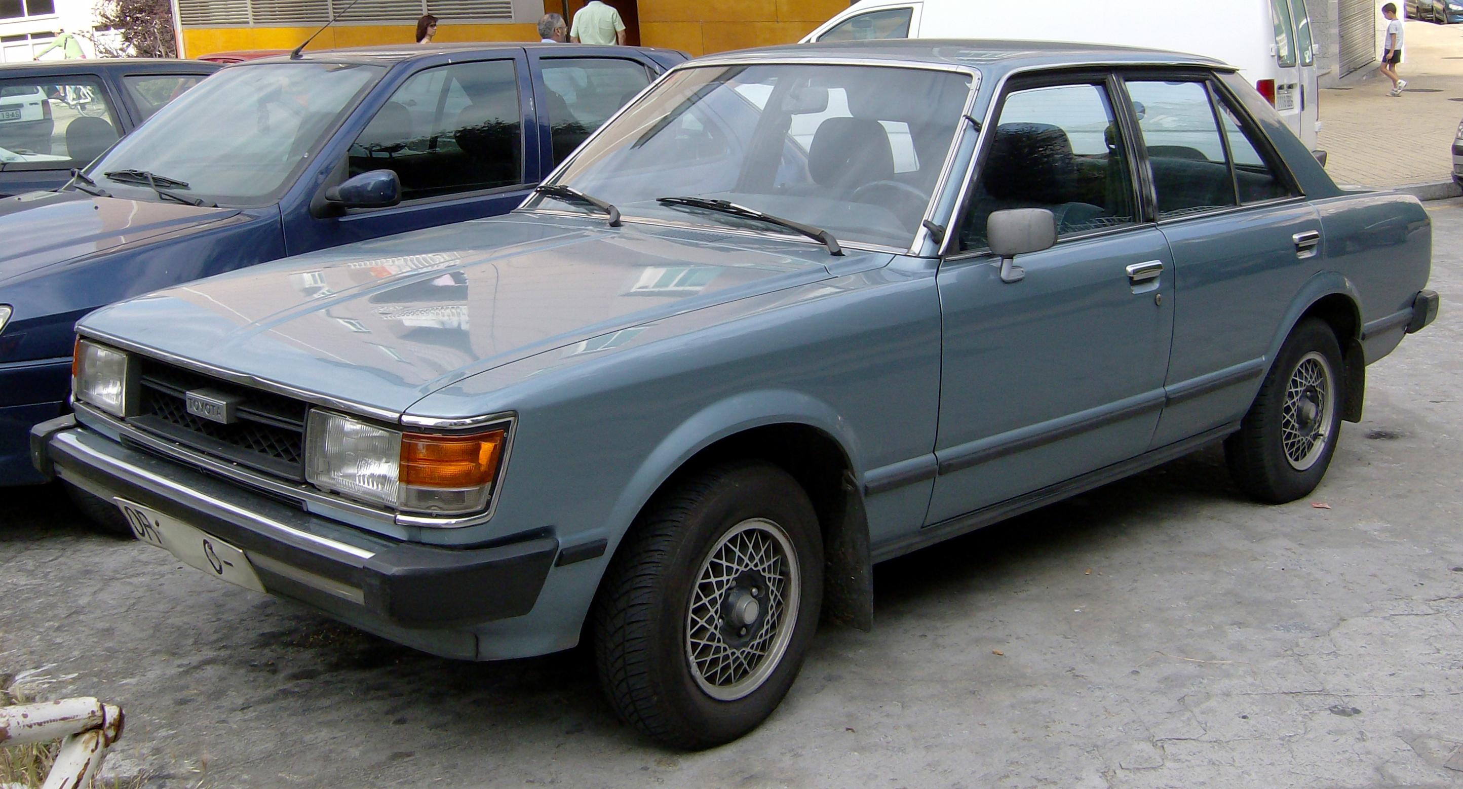 Toyota carina 1980