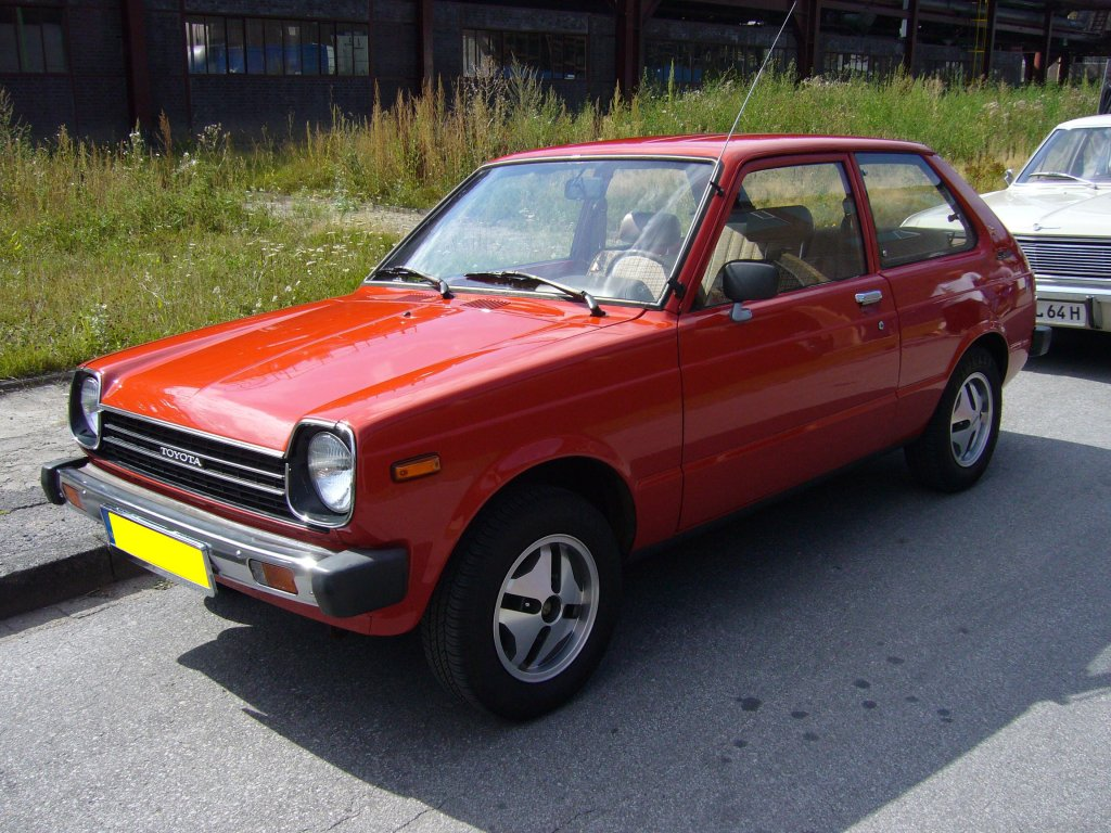Toyota Wagon 1980 >> 1980 Toyota Starlet - Partsopen
