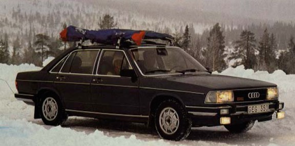 1981 Audi 100