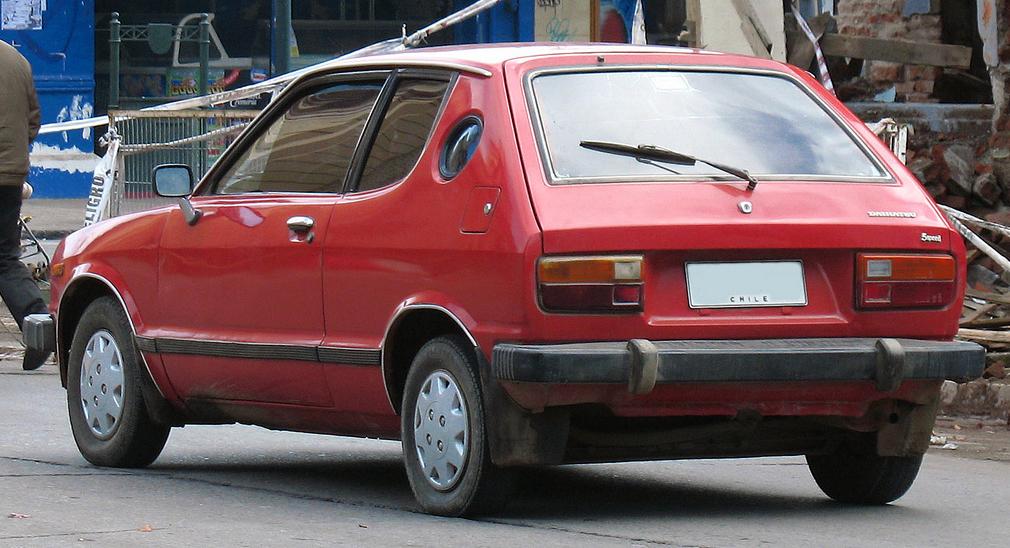 1981 Daihatsu Charade