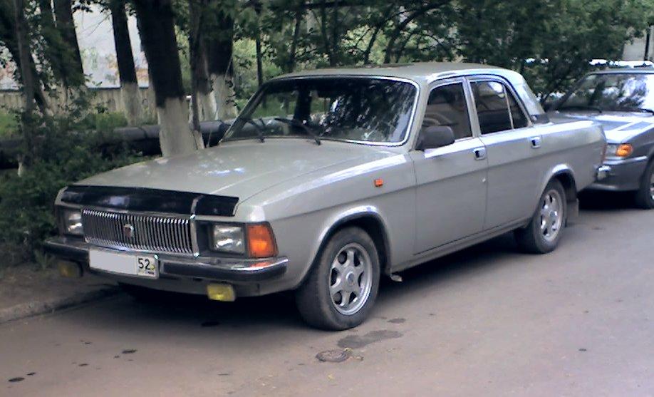 1981 GAZ M24 Volga