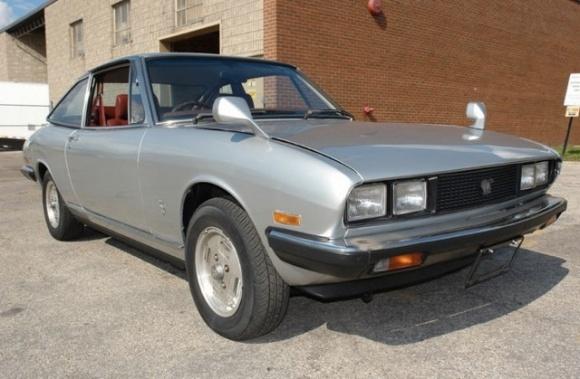 1981 Isuzu 117 Coupe