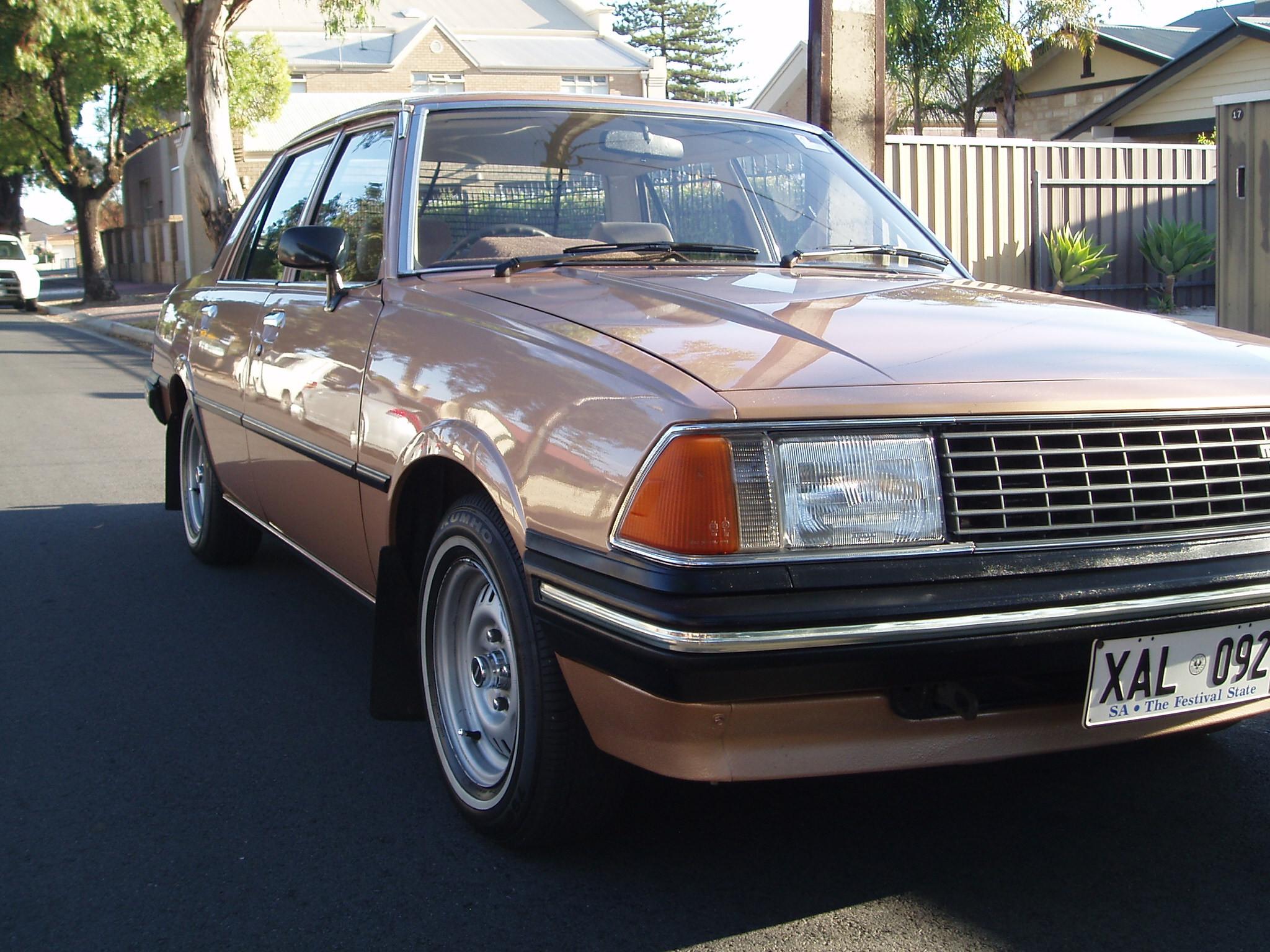 1981 Mazda 626