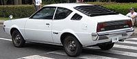 1981 Mitsubishi Celeste