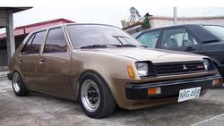 1981 Mitsubishi Colt