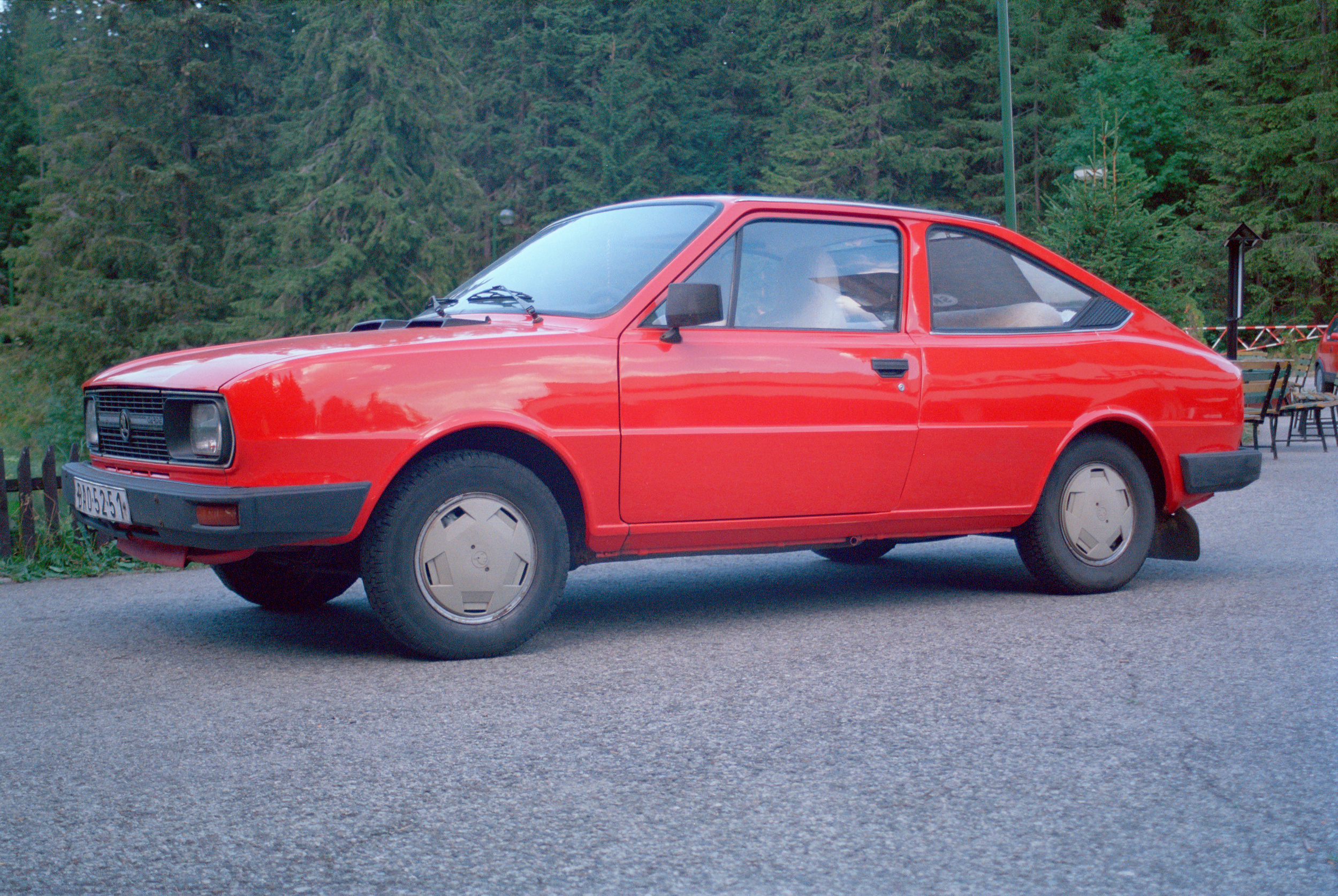 1981 Skoda 125