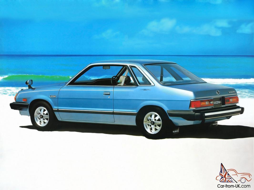 1981 Subaru Leone