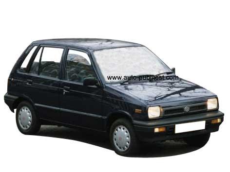 1981 Suzuki Alto