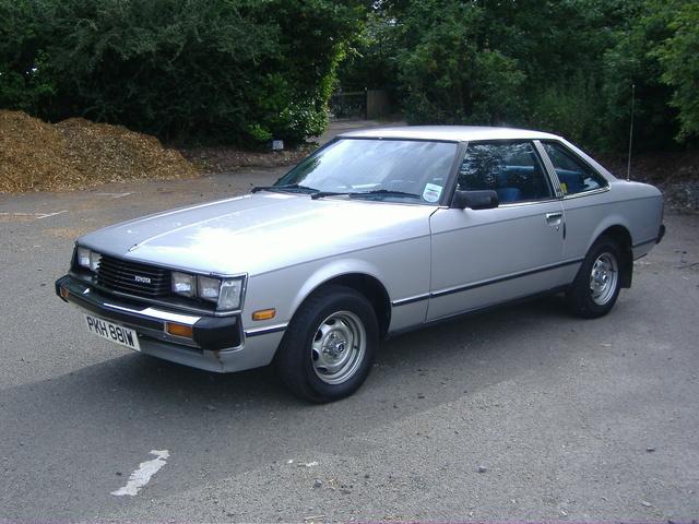 1981 Toyota Celica