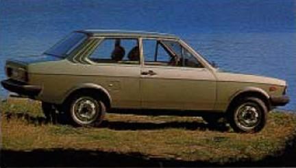 1981 Volkswagen Derby