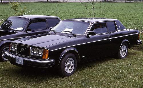 1981 Volvo 262