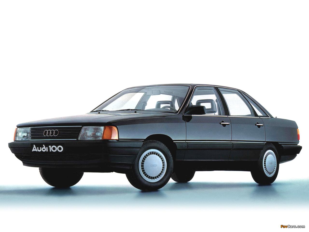 1982 Audi 100