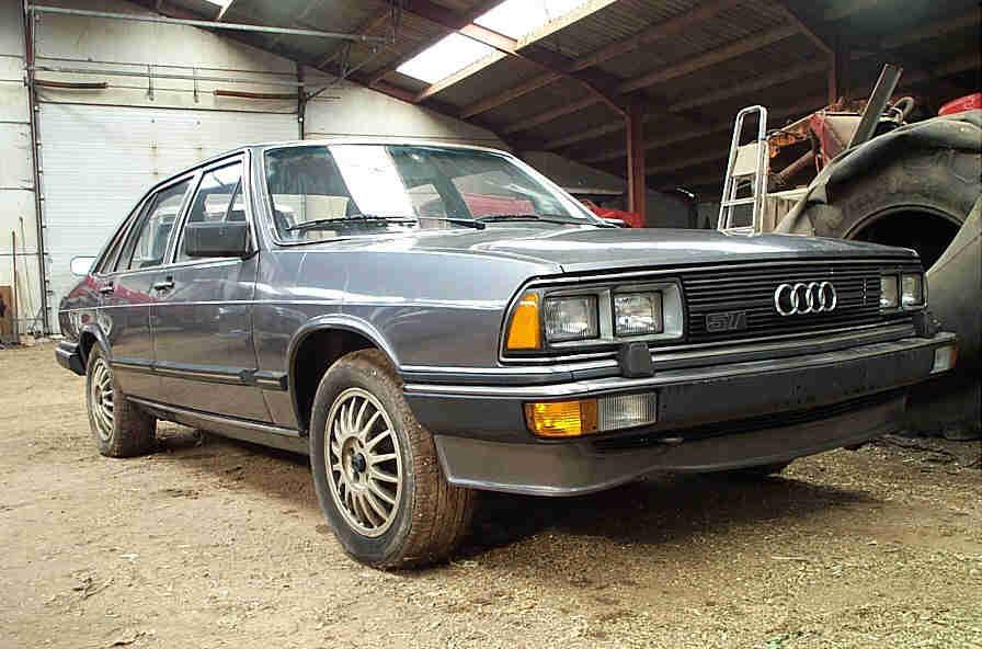 1982 Audi 200 - Partsopen