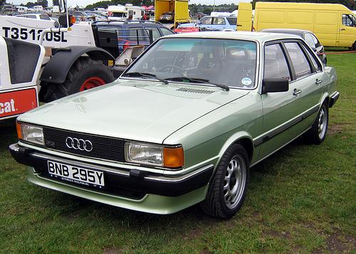 1982 Audi 80
