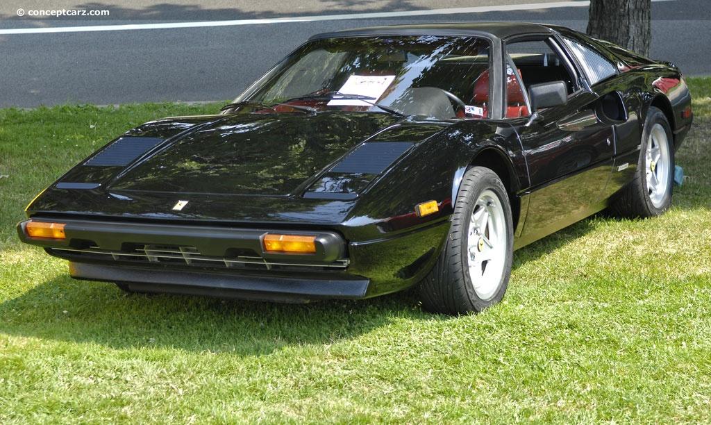1982 Ferrari 308 GTB⁄GTS