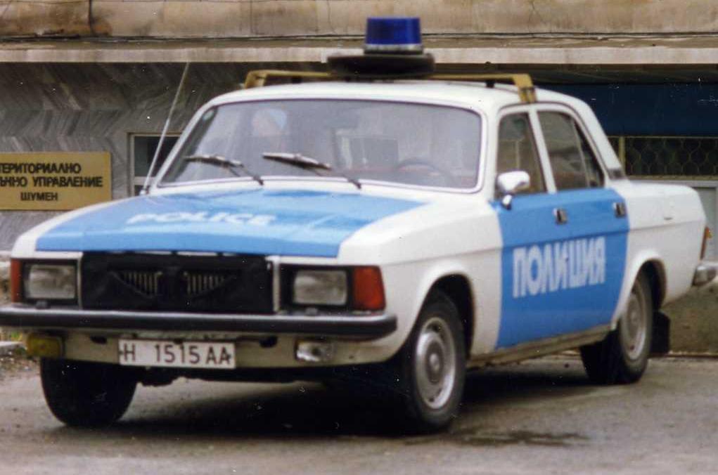 1982 GAZ M24 Volga