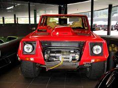 1982 Lamborghini Ceetah