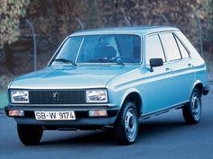 1982 Peugeot 104