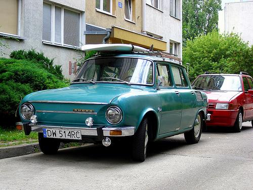 1982 Skoda 100 series