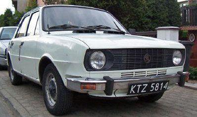 1982 Skoda 105