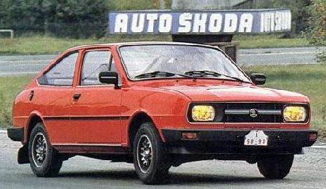 1982 Skoda 125
