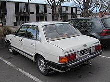 1982 Subaru Leone