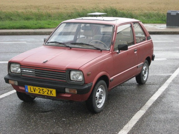 1982 Suzuki Alto
