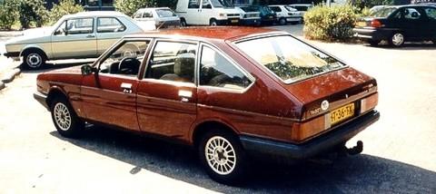 1982 Talbot 1510