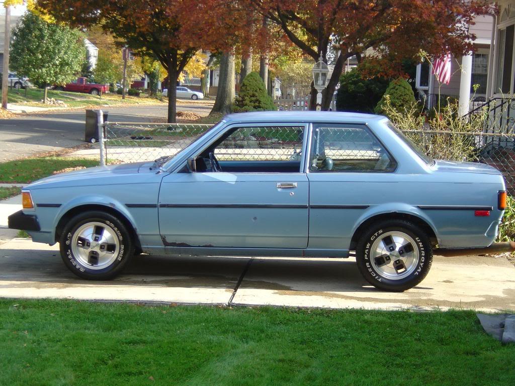 1982 Toyota Corolla Partsopen
